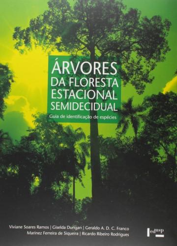 Foto do produto Árvores da Floresta Estacional Semidecidual