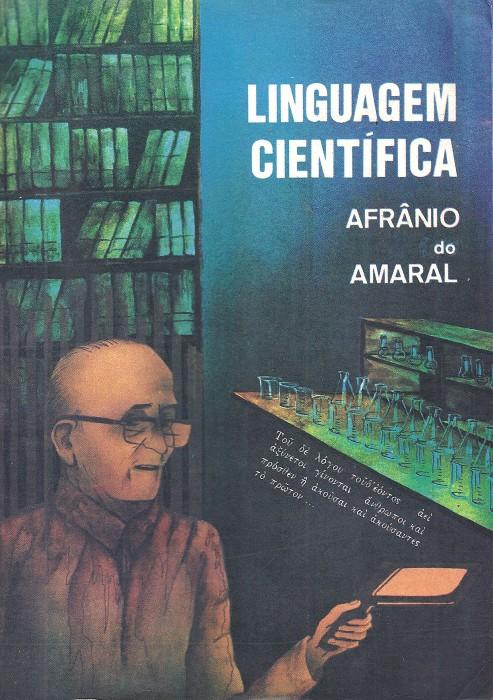 Foto do produto Linguagem Científica