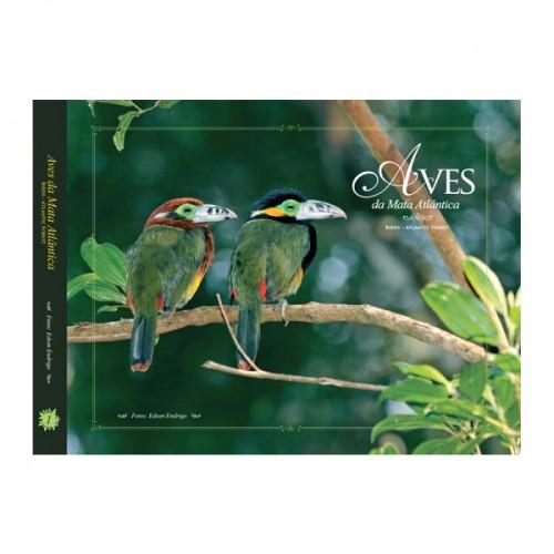Foto do produto Aves da Mata Atlântica - Volume 1 - Coleção Aves nos biomas brasileiros