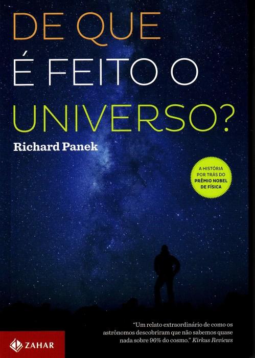 Foto do produto De Que é feito o Universo?
