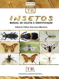 Foto do produto Insetos: Manual de Coleta e Identificação