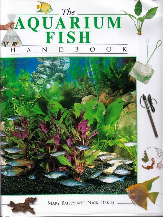 Foto do produto The Aquarium Fish Handbook