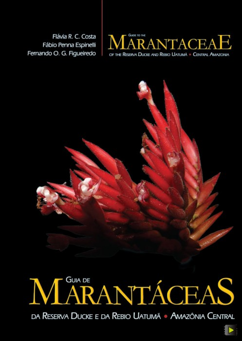 Foto do produto Guia de Marantáceas da Reserva Ducke e da Reserva Biológica do Uatumã