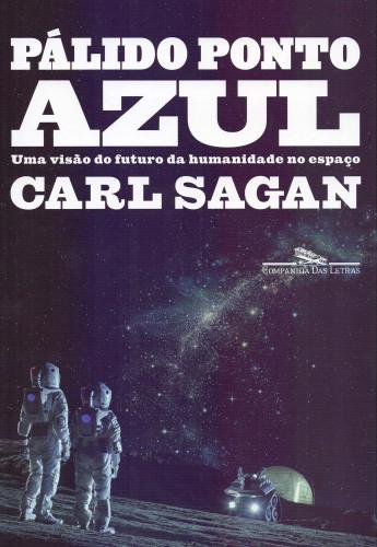 Foto do produto Pálido ponto azul (Nova edição): Uma visão do futuro da humanidade no espaço