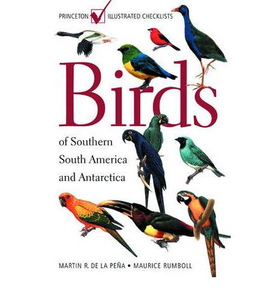 Foto do produto Birds of Southern South America and Antarctica