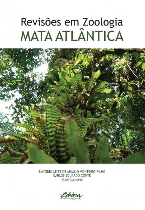 Foto do produto Revisões em Zoologia: Mata Atlântica