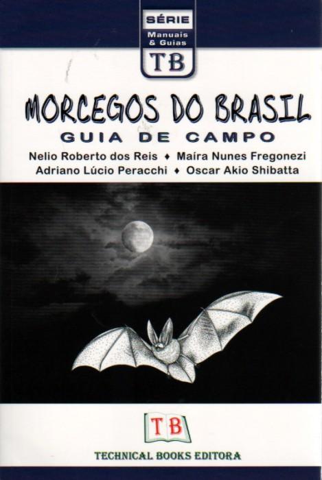 Foto do produto Morcegos do Brasil: Guia de Campo