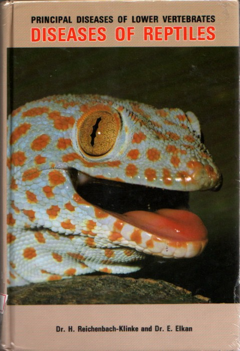 Foto do produto Diseases of Reptiles III