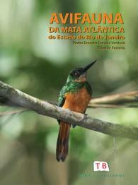 Foto do produto Avifauna da Mata Atlântica do Estado do Rio de Janeiro