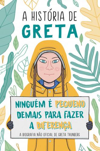 Foto do produto A história de Greta