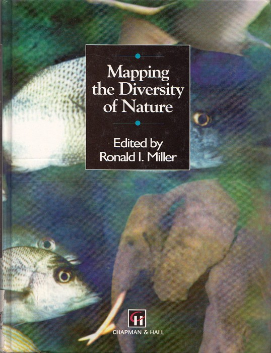 Foto do produto Mapping the Diversity of Nature