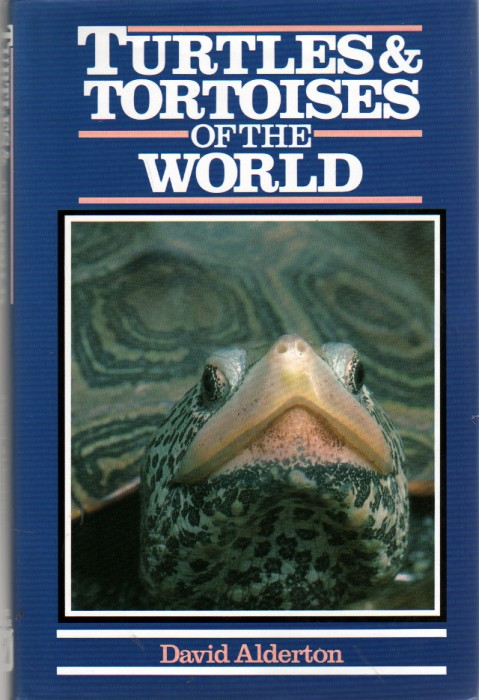 Foto do produto Turtles and Tortoises of the World (1988)