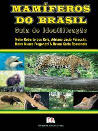 Foto do produto Mamíferos do Brasil