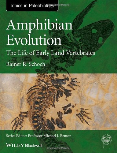 Foto do produto Amphibian Evolution: The Life of Early Land Vertebrates