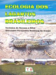 Foto do produto Ecologia dos Lagartos Brasileiros