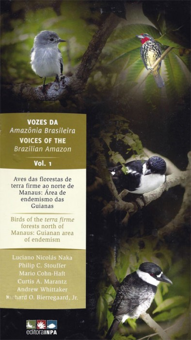 Foto do produto Vozes da Amazônia Brasileira / Voices of the Brazilian Amazon - vol. 1