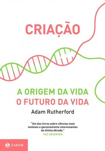 Foto do produto Criação: A origem da vida / O futuro da vida