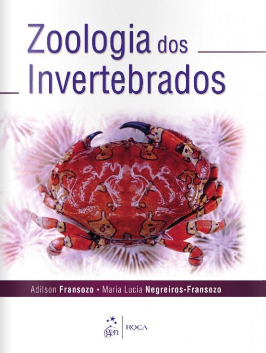 Foto do produto Zoologia dos Invertebrados