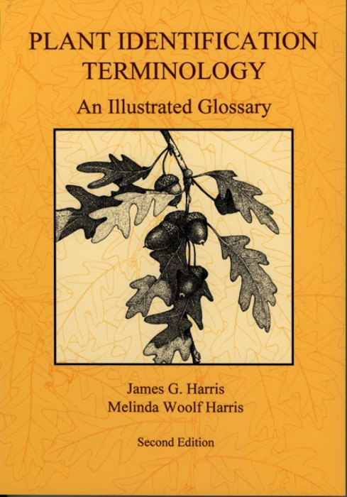 Foto do produto Plant Identification Terminology: An Illustrated Glossary