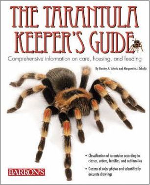 Foto do produto The Tarantula Keeper's Guide: Comprehensive Information on Care, Housing, and Feeding