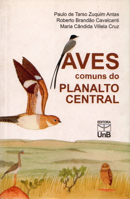 Foto do produto Aves comuns do Planalto Central