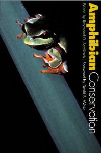 Foto do produto Amphibian Conservation