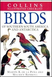 Foto do produto Collins Illustrated Checklist: Birds of Southern South America and Antarctica