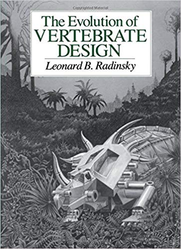 Foto do produto The Evolution of Vertebrate Design