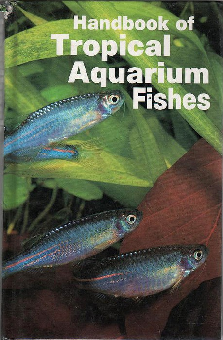 Foto do produto Handbook of Tropical Aquarium Fishes