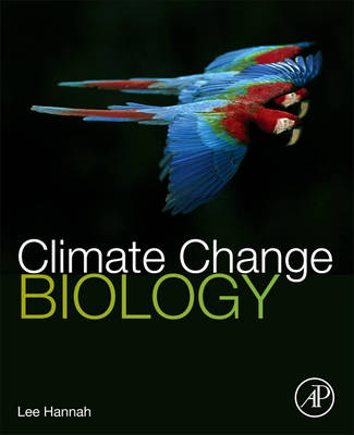 Foto do produto Climate Change Biology