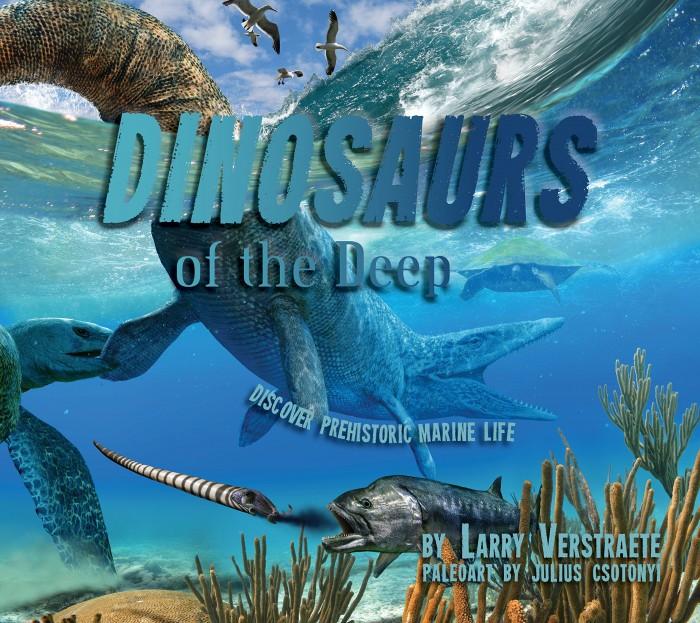 Foto do produto Dinosaurs of the Deep: Discover Prehistoric Marine Life