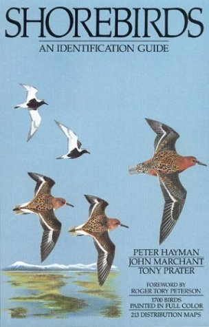 Foto do produto Shorebirds: An Identification Guide to the Waders of the World