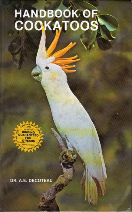 Foto do produto Handbook of Cockatoos
