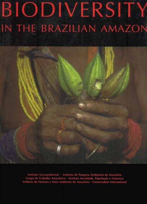 Foto do produto Biodiversity in the Brazilian Amazon