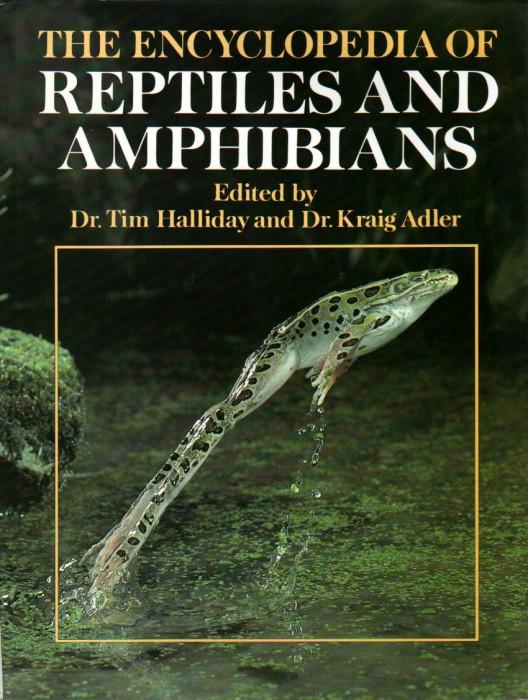 Foto do produto The Encyclopedia of Reptiles and Amphibians