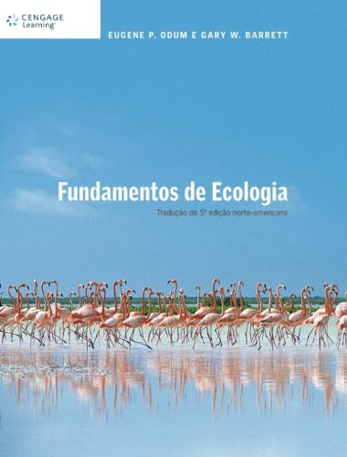 Foto do produto Fundamentos de Ecologia ( Odum & Barret )