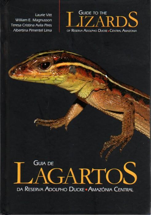 Foto do produto Guia de Lagartos da Reserva Adolpho Ducke - Amazônia Central