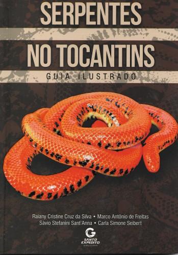 Foto do produto Serpentes no Tocantins - Guia Ilustrado