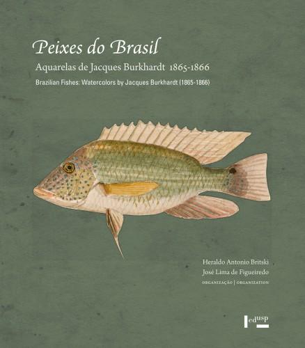 Foto do produto Peixes do Brasil/Brazilian Fishes