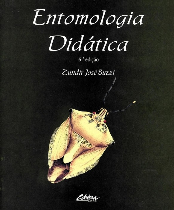 Foto do produto Entomologia Didática