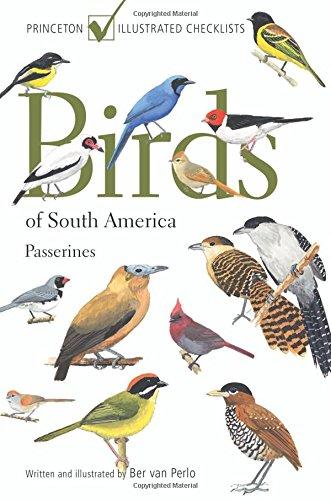 Foto do produto Birds of South America: Passerines