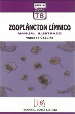 Foto do produto Zooplâncton Límnico: Manual Ilustrado