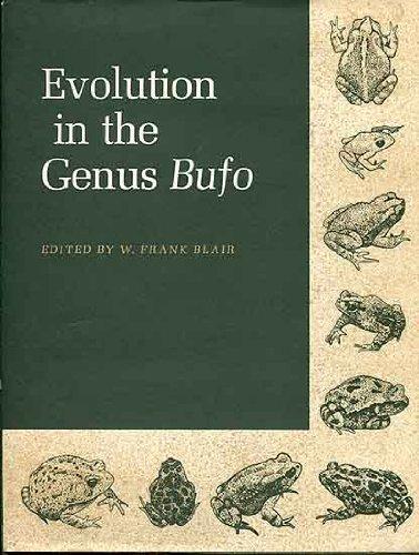 Foto do produto Evolution in the Genus Bufo