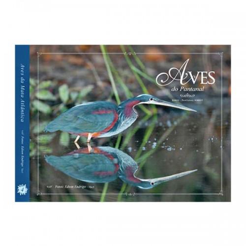 Foto do produto Aves do Pantanal - Volume 4 - Coleção Aves nos biomas brasileiros