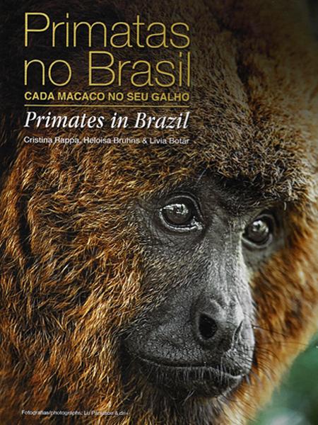 Foto do produto Primatas no Brasil - Cada macaco no seu galho