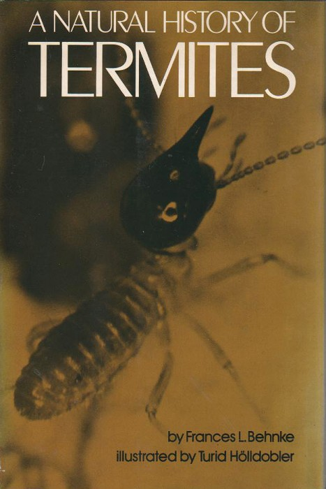 Foto do produto A Natural History of Termites