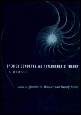 Foto do produto Species Concepts and Phylogenetic Theory: A Debate