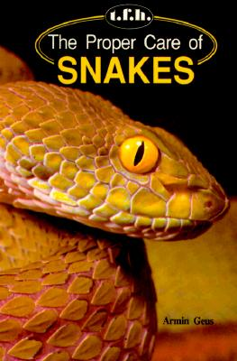 Foto do produto The Proper Care of Snakes