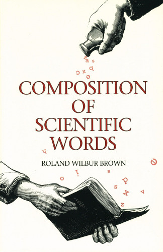 Foto do produto Composition of Scientific Words