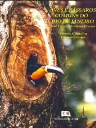 Foto do produto Aves e Pássaros Comuns do Rio de Janeiro
